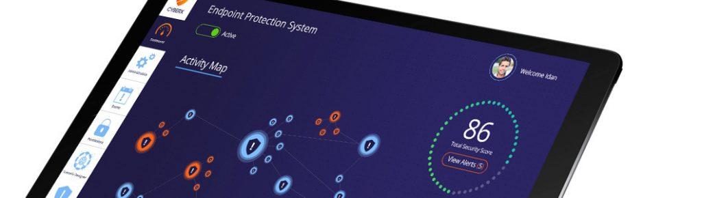 פיתוח אפליקציה - פרוייקט סייבר
