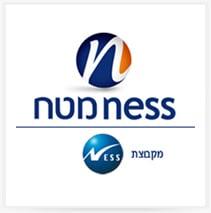 מיתוג פרויקט Ness - מטח