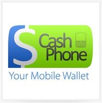 מיתוג פרויקט CashPhone Logo