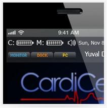 עיצוב אפליקציה Cardicell