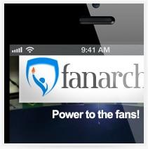 Fanarchy - אפליקציה סלולרית