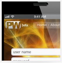 עיצוב אפליקציה Periwise