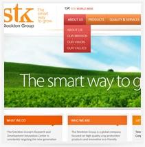 בניית אתר לחברת 'סטוקטון' העולמית