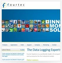 עיצוב ובניית אתר לחברת פורטק