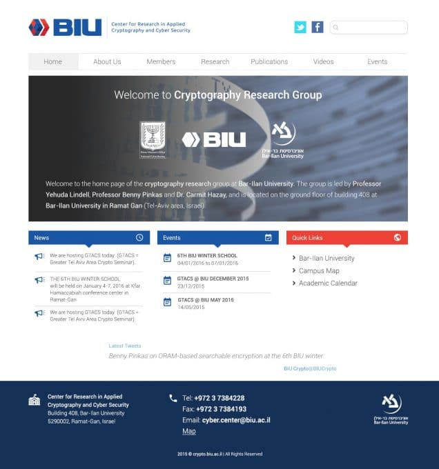 project_web_development_university