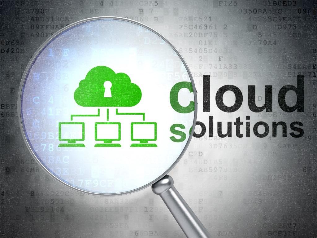 פתרונות תוכנה בענן