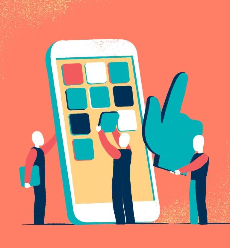 פיתוח אפליקציות יעודיות לילדים