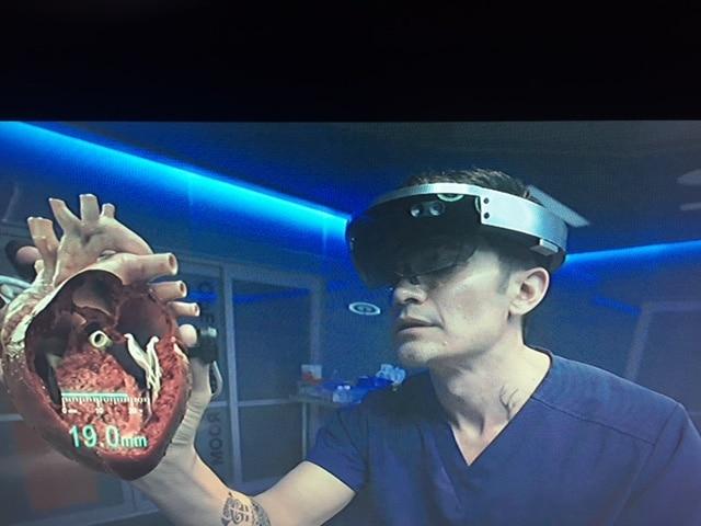 מציאות מדומה לרפואה
