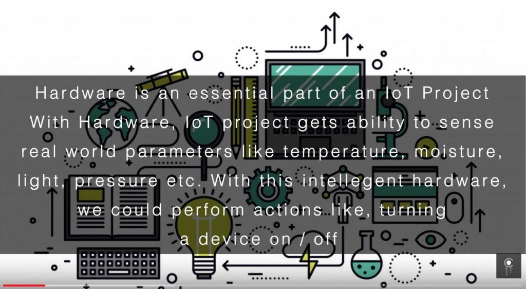 IoT פיתוח חומרה