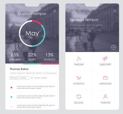 עיצוב אפליקציה ופיתוח בינה מלאכותית AI