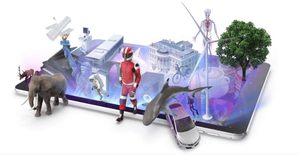 מה זה Augmented reality