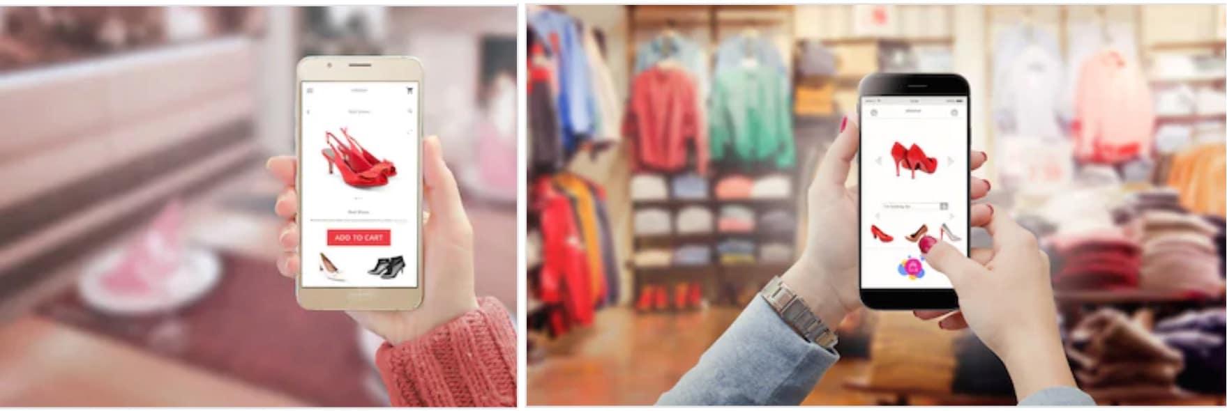 אפליקציית חנות