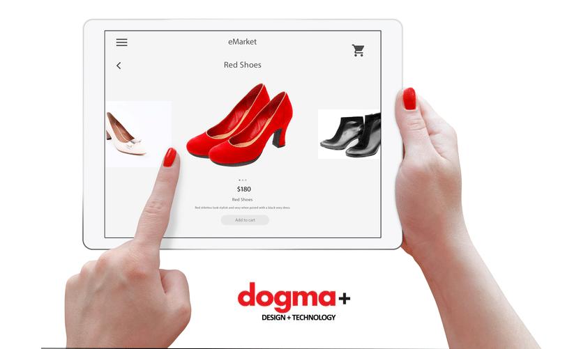 עיצוב אפליקציית חנות
